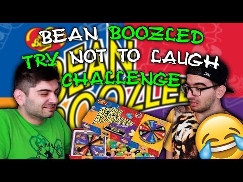 BEAN BOOZLED TRY NOT TO LAUGH CHALLENGE