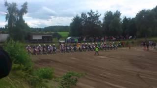 [Sonntag] Mölln Motocross/ Grambeker Ring 2013 MX2 Group A Lauf 1