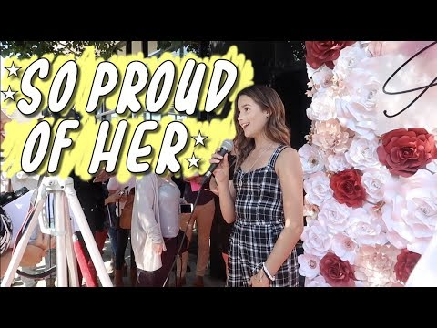 So Proud Of Her! (WK 397.3)   Bratayley