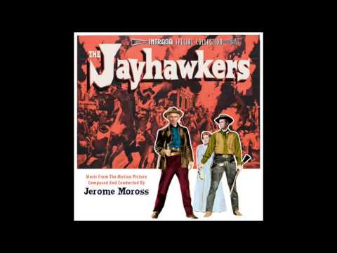 The Jayhawkers | Soundtrack Suite (Jerome Moross)