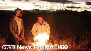 Mexican Border Camping & Marie Kondo: VICE News Tonight Full Episode (HBO)