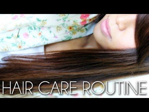 Hair Care Routine & Tips for Long, Shiny Hair – Bebexo