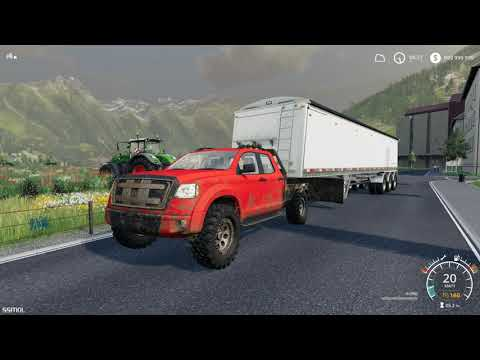 SuperDuty Pickup 2014 v2.0.0.0
