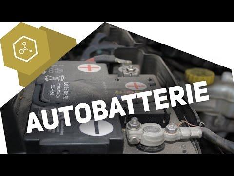 Die Autobatterie - Wie funktioniert sie?