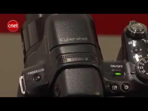 Sony Cyber shot DSC-HX1 Review