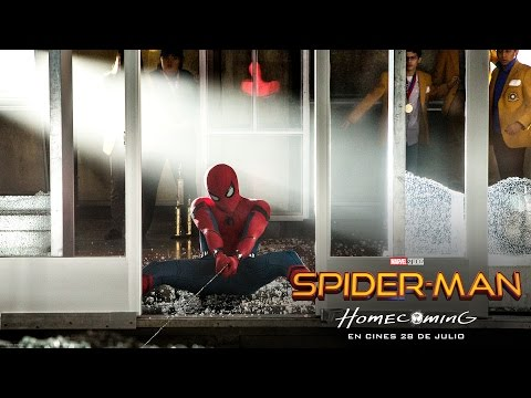 Spider-Man: Homecoming - ¡Un super-héroe de verdad!?>