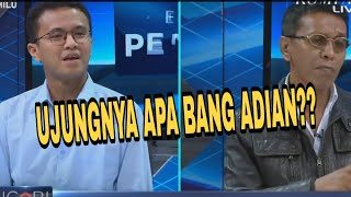 Video FULL DEBAT PANAS!!! FALDO MALDINI VS ADIAN NAPITUPULU MP3, 3GP, MP4, WEBM, AVI, FLV Januari 2019