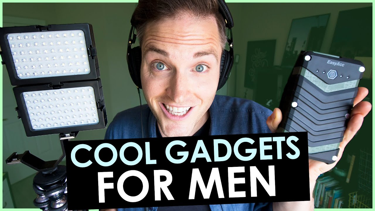 5 of the Coolest Gadgets and Gift Ideas for Him