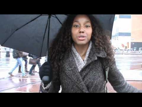 Winkelen in Rotterdam film 2012