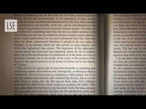 LSE Research: Die moralische Struktur der Rechtsordnung