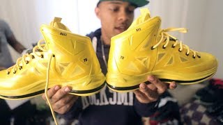 Bow Wow Details Latest Sneaker Pickups at 106 & Park