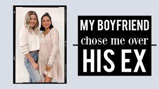 My Boyfriend Chose Me Over His Ex w/ Bekah Martinez | #116 by Meghan Rienks