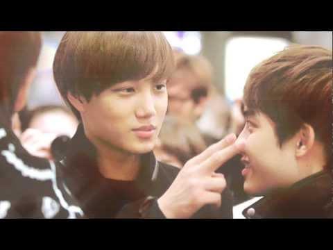 EXO D.O x Kai Pairing [Hallyu8 Secret Santa] (видео)