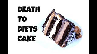 Death to Diets Cake (v)  || Gretchen's Bakery by Gretchen's Bakery