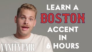 Actor Learns a Boston Accent in 6 Hours   Vanity Fair