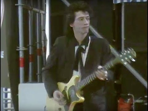 Johnny Thunders & the Oddballs - 'Blame It On Mom' live 1988