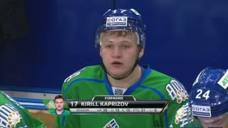 Салават Юлаев - Спартак 5-3
