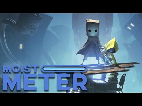 Moist Meter | Little Nightmares 2