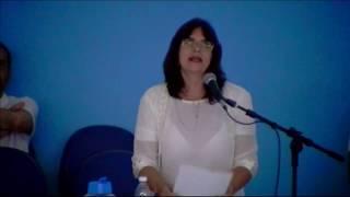 """Luca de Lima e Andréa Thomé """"Palestra Espírita Lítero-musical Mª de Nazaré"""""""