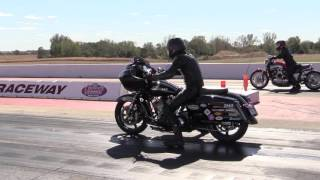 4. S&S Cycles 143 Cubic Inch 9 Second Road Glide