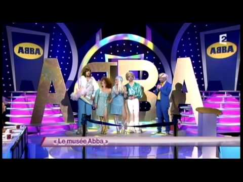 Antonia  [12] Le musée ABBA  - ONDAR