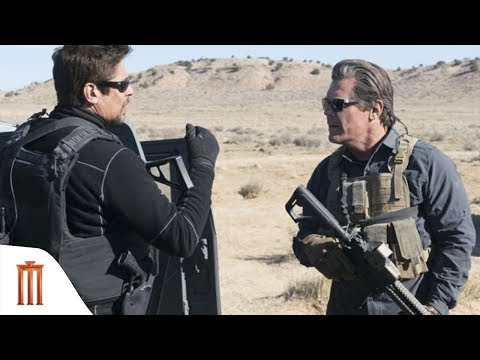 Sicario, Day of the Soldado - Official Trailer