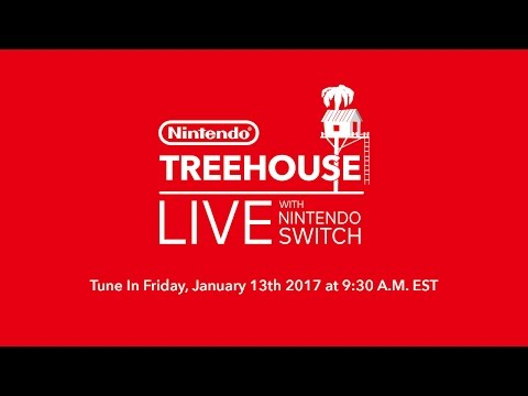 Watch Nintendo Demo Its Switch Games Live