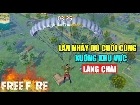 Free Fire | Lần Nhảy Dù Cuối Cùng Xuống Khu Vực Làng Chài | Lão Gió - Thời lượng: 17:40.