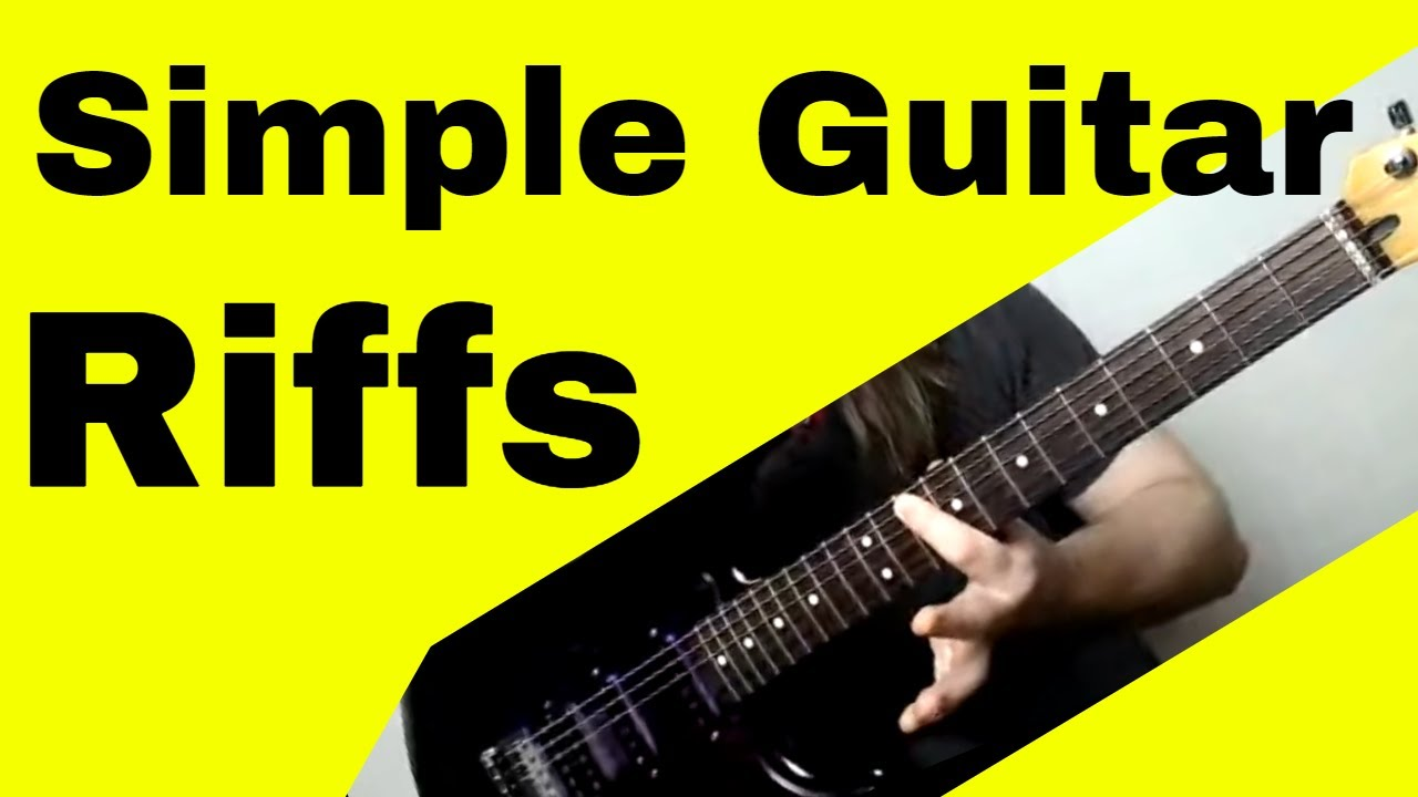 Easiest Songs To Play On Electric Guitar For Beginners