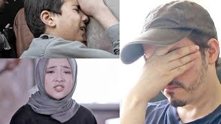 Video ATOUNA EL TOUFOULE - Sabyan Cover Song-Video REACTION + REVIEW MP3, 3GP, MP4, WEBM, AVI, FLV Oktober 2018