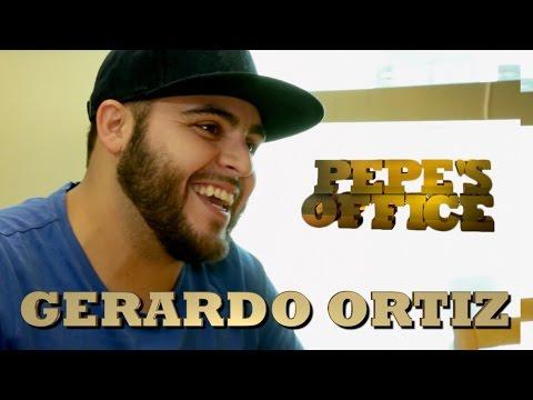GERARDO ORTIZ VISITA A PEPE GARZA - Pepe's Office - Thumbnail