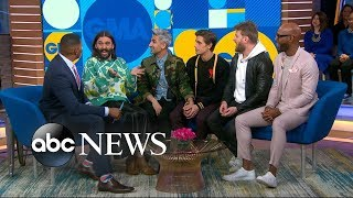 Video 'Queer Eye' stars' incredible surprise reunion with fan favorite Mama Tammye | GMA MP3, 3GP, MP4, WEBM, AVI, FLV Mei 2019