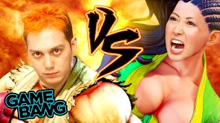 STREET FIGHTER V BEATDOWN (Game Bang) by Smosh Games