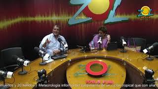 Angel Acosta y Consuelo Despradel comentan sobre diputados en nomina del Ministerio de Educación