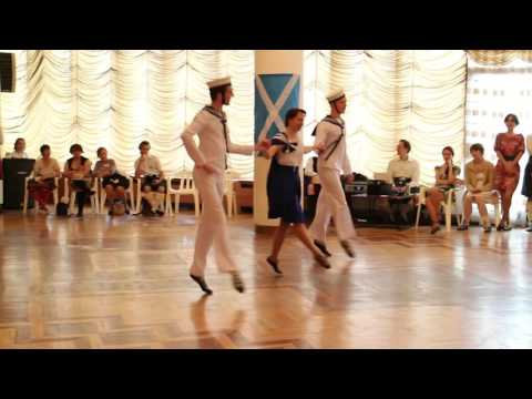 Sailor's Dance - Shady Glen (Moscow) - SCD Festival 2014 (видео)