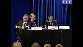 Click to play: Federalism and Federal Power - Event Audio/Video