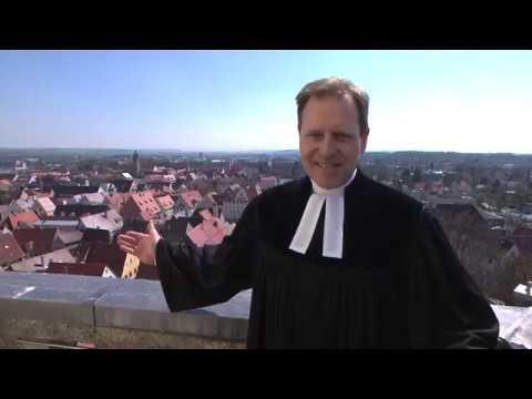 Evangelischer Gottesdienst zum Karfreitag aus St. Martin in Memmingen