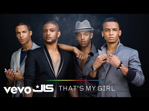JLS - That's My Girl (Official Audio)