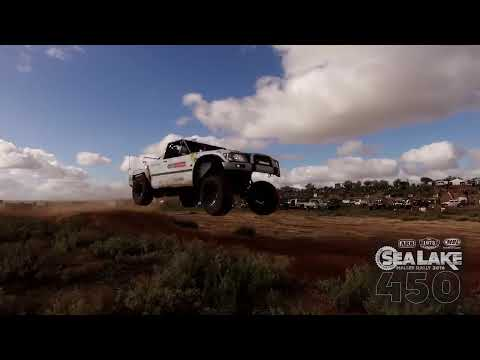 ARB SEA LAKE 450 - ACTION VIDEO #2