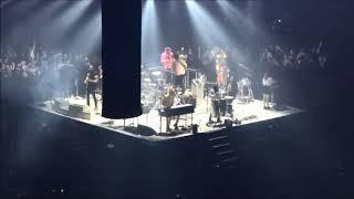 Arcade Fire, 16-4-2018, Glasgow, Wake Up & Rebel Rebel.