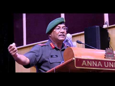 Lt Gen Rajan Ravindran VSM, Commandant, OTA Chennai Speech at Marathal Thagumo? 2017