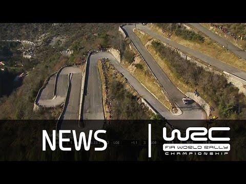 Vídeo resumen tramo final WRC Rallye Montecarlo 2015, Ogier campeón