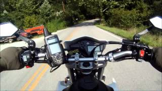 8. 2013 Yamaha XT250 Short Ride