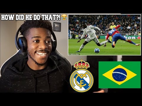 20 TIMES VINÍCIUS JR IMPRESSED THE WORLD WITH HIS TECHINQUE & SPEED 2019 | Reaction