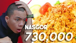 Video Nasi Goreng Rp.10,000 VS Nasi Goreng Rp.730,000 **Not ClickBait** #SaaihVS MP3, 3GP, MP4, WEBM, AVI, FLV Oktober 2018