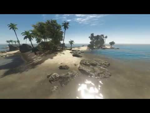 """""""Stranded Deep"""" new Steam game w/ nice graphics"""