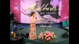 Testemunho Sobre O Encontro Com Dilma Rousseff (Parte 1) Culto Mulheres Diante Do Trono 31/07/2013