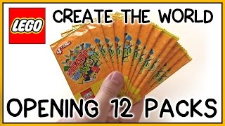 MJ unboxes or opens (if you will) 12 packs of the UK exclusive Create The World cards, available from Sainsburys. One pack free everytime you spend £10.►My Food Reviews! http:www.youtube.com/user/foodreviewuk►Daily VLOG: https://www.youtube.com/user/MichaelJamiesonsLife►Instagram - www.instagram.com/rezourceman►Flick - www.flickr.com/rezourcemanBusiness Enquiries - michaeljamiesoncomedy@gmail.com