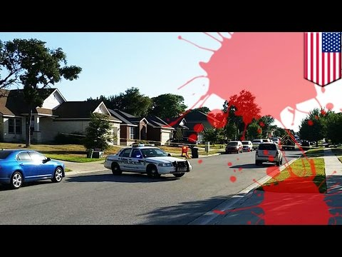 Triple shooting in Killeen, Texas as police find three gunshot victims at home - TomoNews