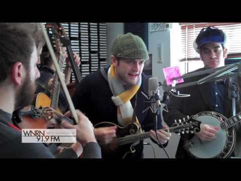 WNRNradio - Punch Brothers perform